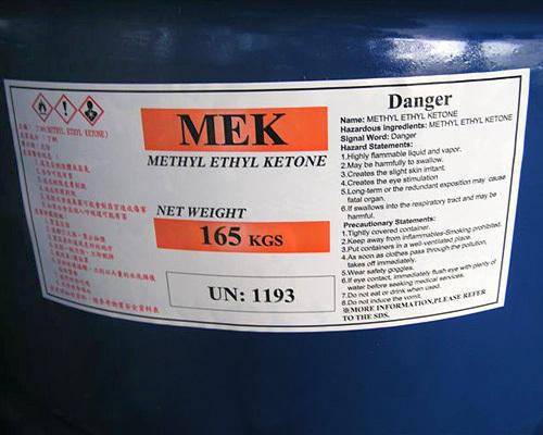 Methyl Ethylketone (MEK)